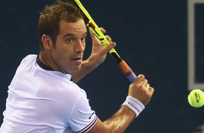 Gasquet Reaches Second Final Of Season In Shenzhen