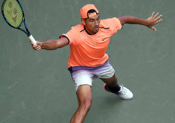 Kyrgios Apologizes and Plans to Seek Care