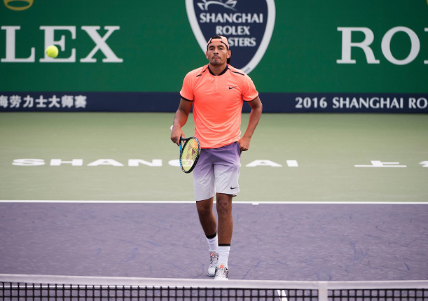Kyrgios Suspended For Season, Fined $25,000