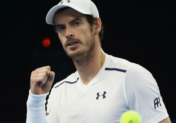 Murray Tops Ferrer, Will Face Dimitrov in Beijing Final