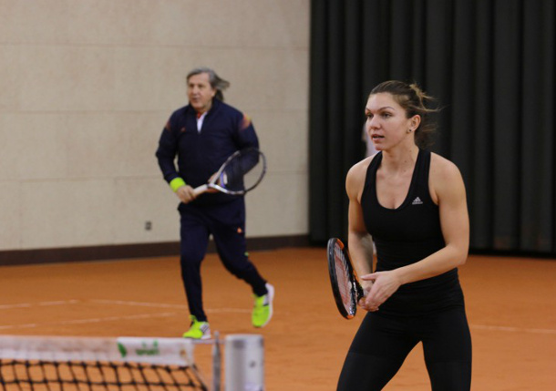 Nastase Named Romanian Fed Cup Captain