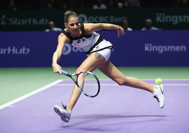 Watch: Pliskova on Positive Perspective