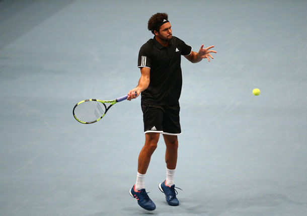 Tsonga Saves MP against Karlovic, Reaches Vienna Final