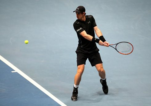 Murray Struggles then Cruises in Vienna Opener
