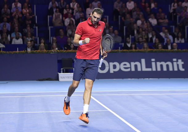Cilic Wins Basel, Strengthens London Position