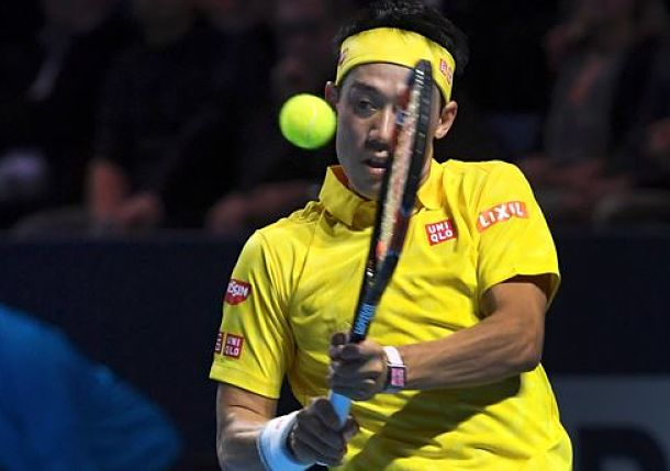 Nishikori, Cilic Ease into Second Round at Basel