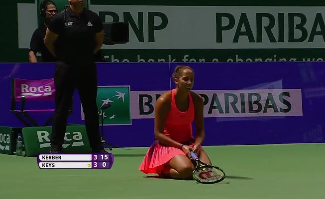 Watch: Keys Does Everything, Kerber Does More