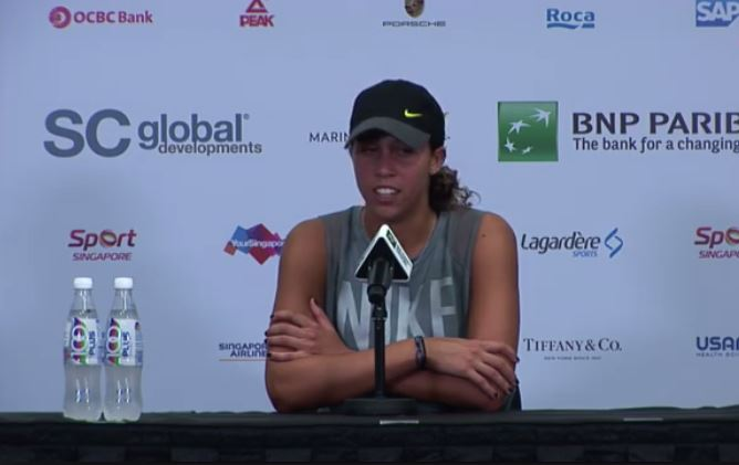 Disappointed Keys Unhappy with Nerves but Happy with Season Overall