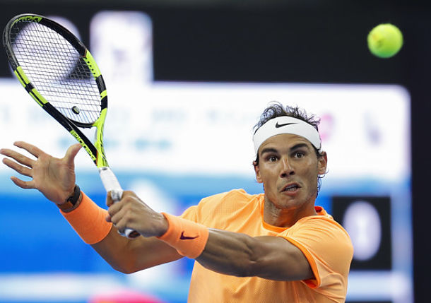 Nadal, Dimitrov Set to Tangle in Beijing