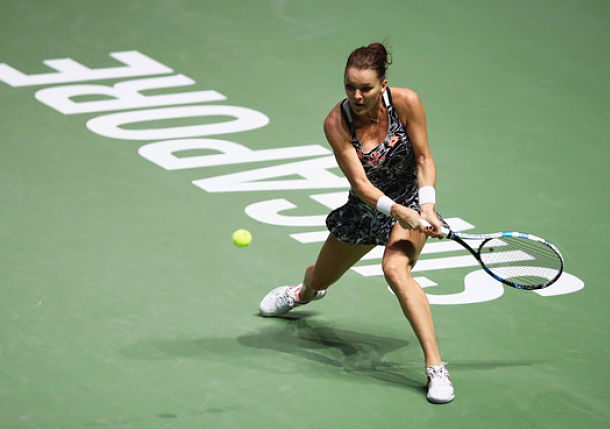 Radwanska Wins, Sending Kuznetsova Through to Semis
