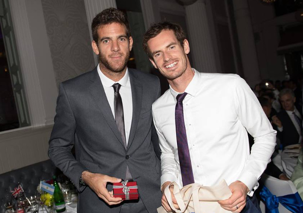 Andy Murray faces Juan Martin Del Potro in opening Davis Cup rubber
