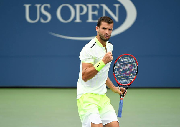 Dimitrov Brings Passion to US Open Rematch With Murray