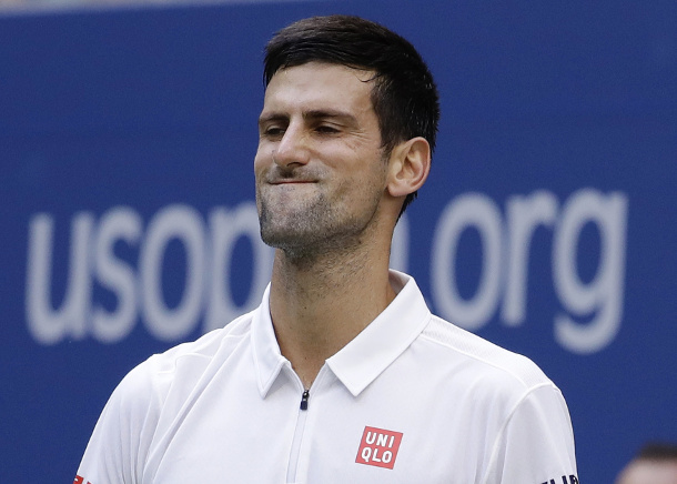 Djokovic Downs Meek Monfils To Reach US Open Final