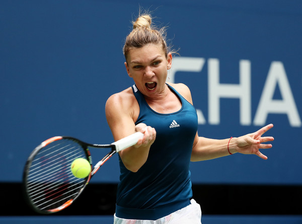 Halep Recovers Just In Time Against Suarez Navarro
