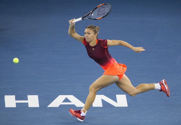 Halep, Pliskova, Kvitova Advance In Wuhan