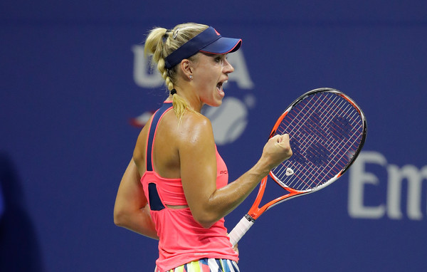 Kerber Ups the Pressure on Serena by Defeating Kvitova