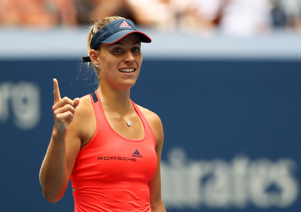 Kerber Wraps Up Year-End No.1 and Player of the Year