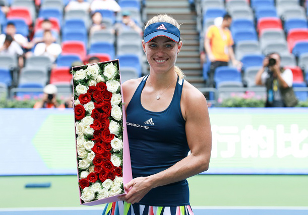 Kerber, Keys, Venus Advance In Wuhan