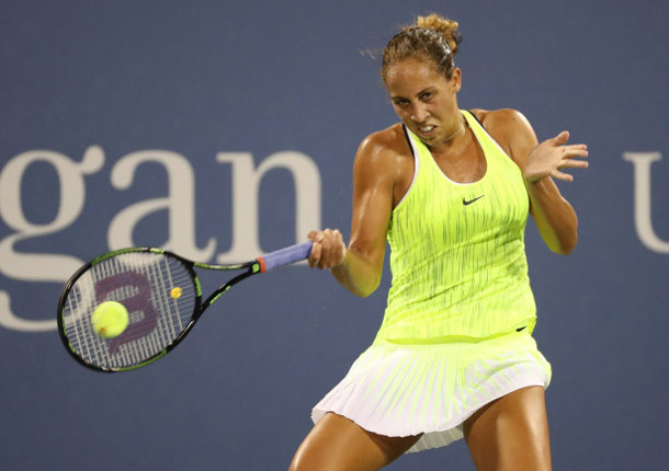 Keys Fights Past Osaka Into US Open Fourth Round