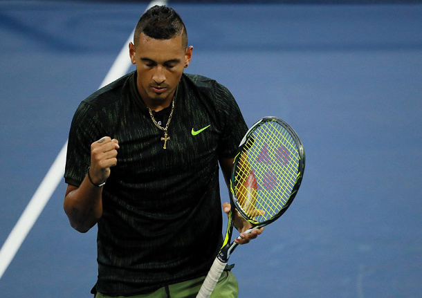 Nadal: Kyrgios Can Be No. 1, Win Slams