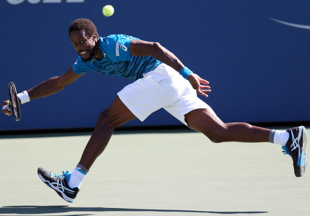 Monfils Masters Pouille, Flies Into First US Open Semifinal
