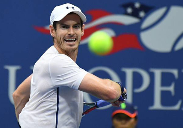 Andy murray till final i us open