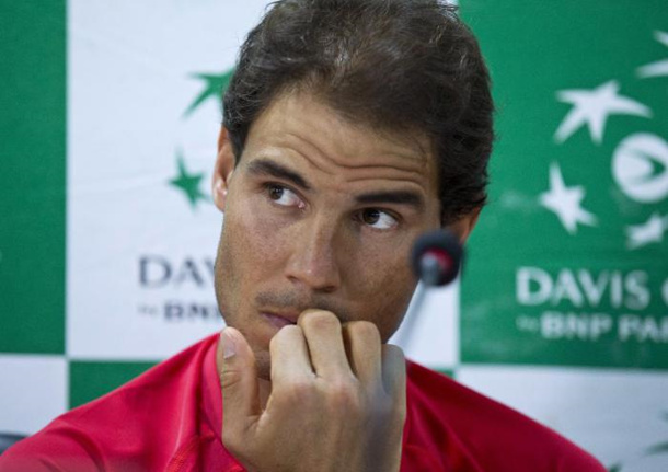 Nadal Eager For Davis Cup Return