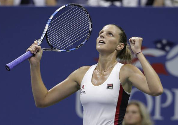 Pliskova Stuns Serena, Powers Into US Open Final