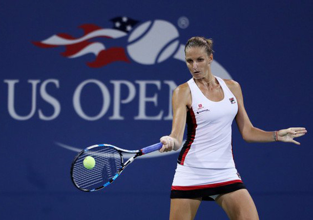 For Pliskova, a Milestone Finally Comes
