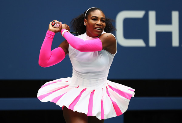 Serena Makes More History With US Open Quarterfinal Berth