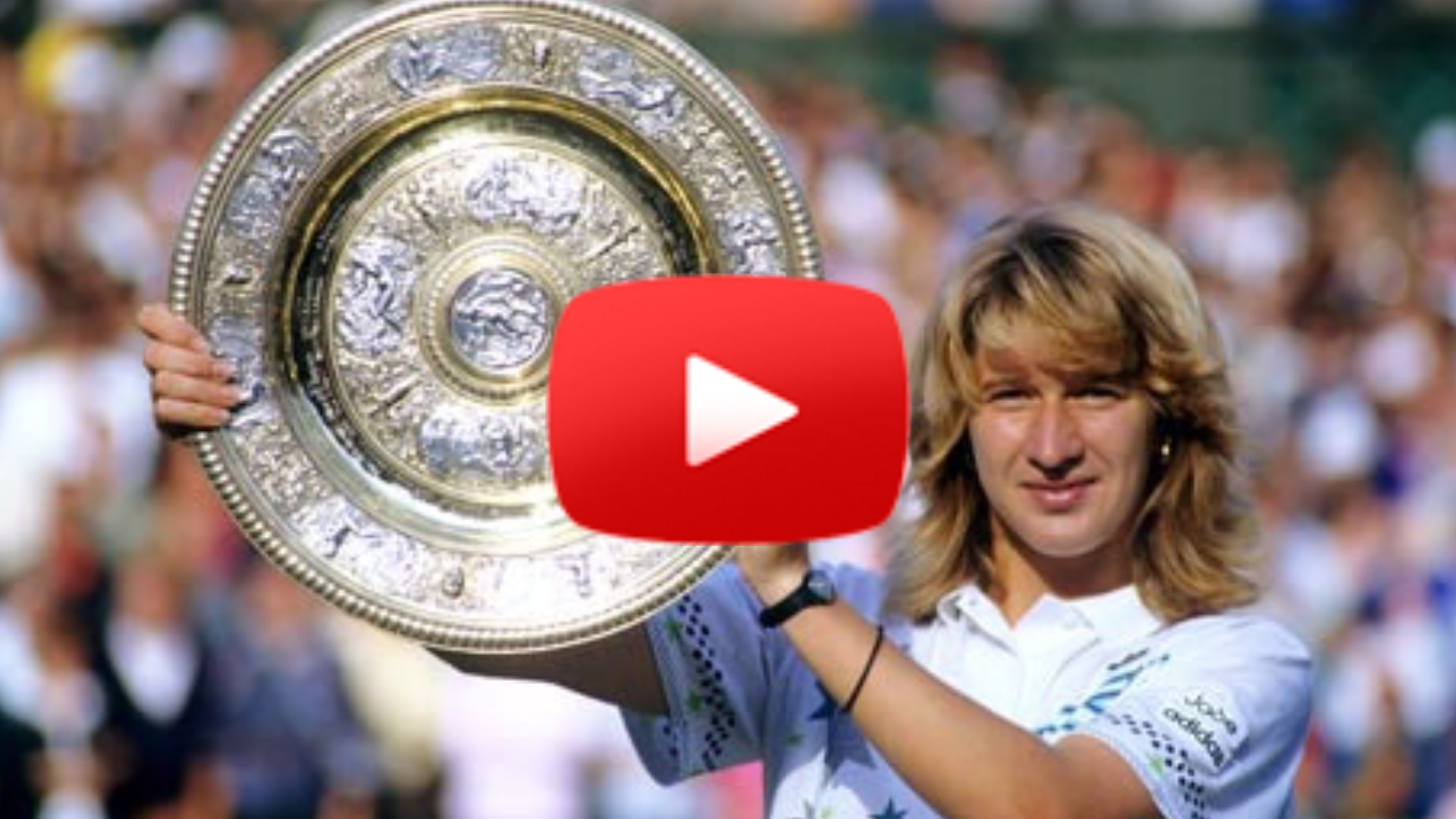 Top 5 reasons why Steffi Graf is the Greatest Of All Time.
