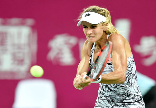 Tsurenko Tops Jankovic To Win Guangzhou