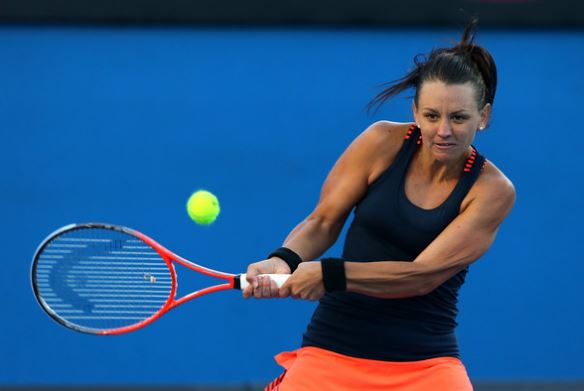 Australia's Dellacqua Slowly Coming out of the Fog