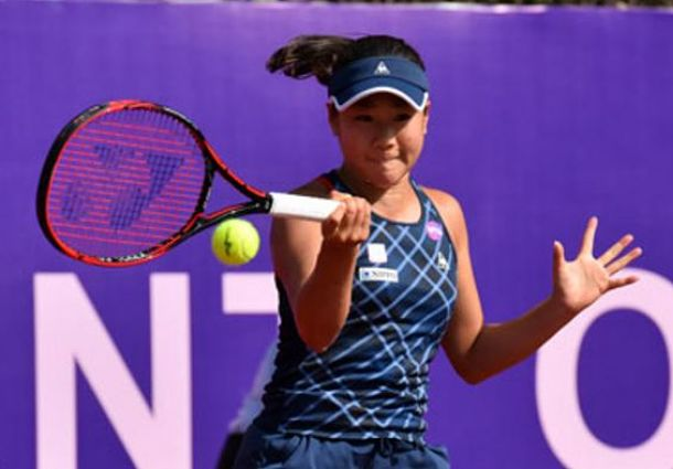 Hibino set to battle Kristyna Pliskova for Tashkent Title
