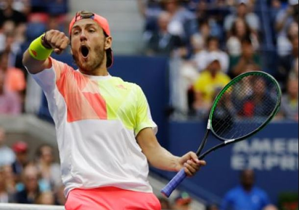 Pouille Stuns Nadal in Five at U.S. Open