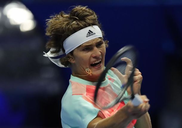 Zverev Sets Berdych Rematch in St. Petersburg