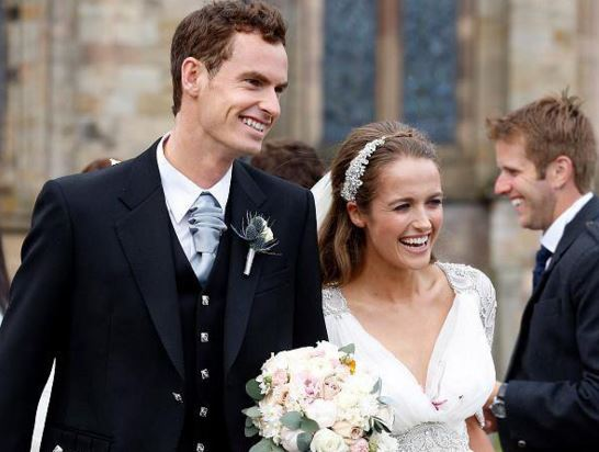 Andy Murray's Wife Kim Sears Gives Birth to Baby Girl