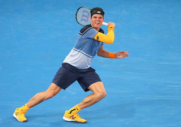 Raonic: Definitely Believes In Major Breakthrough