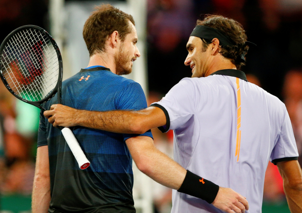 Facing Murray: Rivals Talk Solving Andy Murray Puzzle