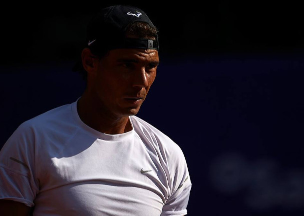 Nadal Commands His Court In Barcelona Opener