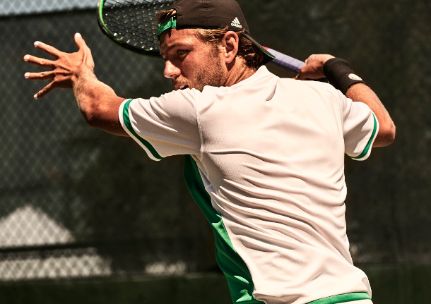 Pouille Captures Third Title in Stuttgart