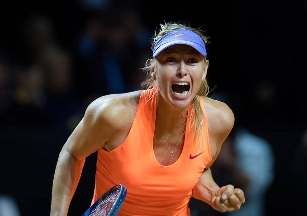 Sharapova Reaches Tianjin Quarterfinals