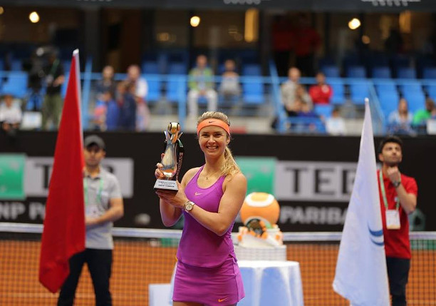 Svitolina Storms to Istanbul Title