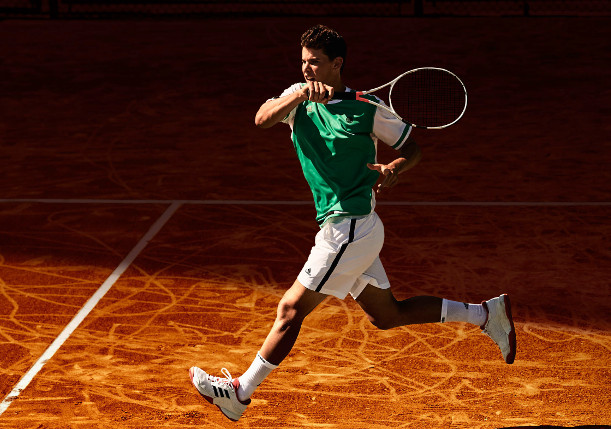 Thiem Romps Into Roland Garros Second Round