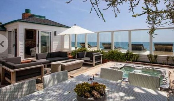 McEnroe Malibu Villa For Rent