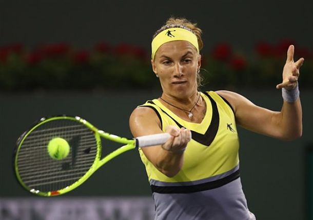 Kuznetsova Out of Australian Open