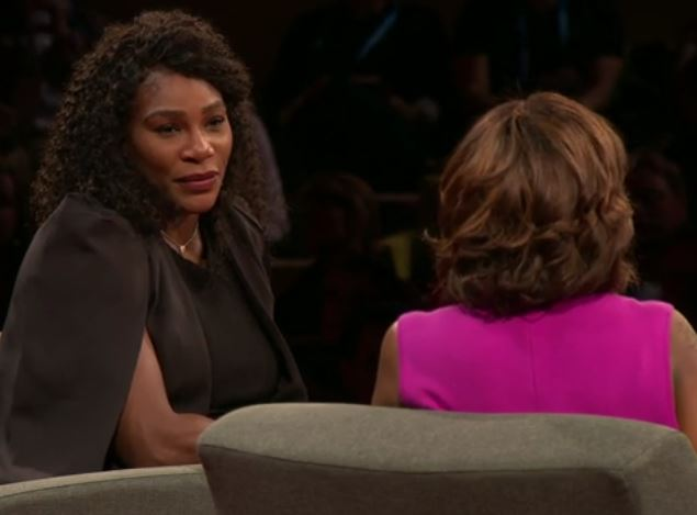 Serena's Ted Talk on Love and Motherhood