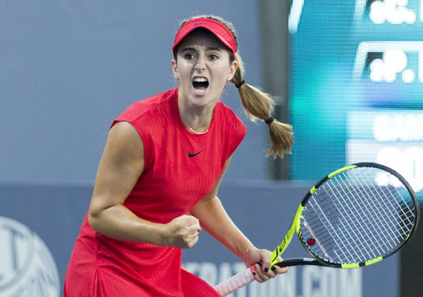 Bellis Bursts Into First Semifinal in Stanford