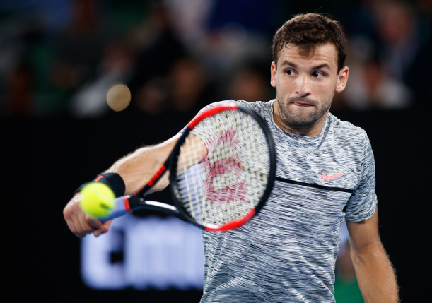 Clutch, Grigor! Dimitrov Saves 2 MPs in Win over Mannarino