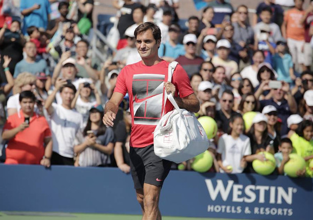 Opinion: Federer Seeding Is Major Fail for US Open